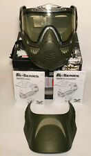 Valken Sly Annex MI-7 Olive Thermal Anti Fog Lens Goggle Mask NEW! FREE SHIP