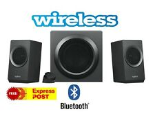 Genuine Logitech Z337 Bold Sound 2.1 PC Bluetooth Wireless Speaker System