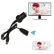 AV HDMI HDTV TV Cable Adapter For Apple iPad iPhone 5S 6 6S Plus Wireless Cord