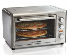 Hamilton Beach 31103A Countertop Oven with Convection and Rotisserie , New, Free