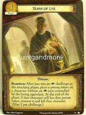 A Game of Thrones 2.0 LCG - 1x #044 Tears of Lys - Base Set