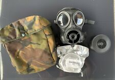 S10 Respirator, 2 Canisters & Haversack