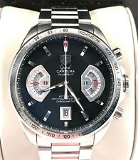 Tag Heuer Grand Carrera Calibre 17 Mens Watch Automatic in Exc.Condition CAV511A