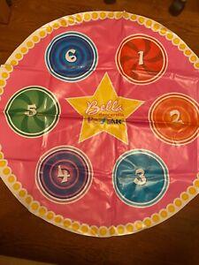 Bella Dancerella 3 Dance Mats, 2 DVD's and Headset
