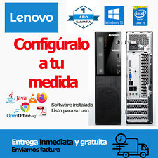 Ordenador Intel Core i5 8GB 1000GB HD Windows 10 ✅ 1 AÑO GARANTIA ✅