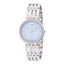 Movado 0607304 para mujer de esperanza Azul Cuarzo Reloj