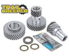 Trail Gear 4.24 Transfer Case Gear Set Sidekick Tracker X90 Vitara