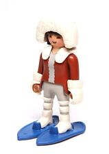 Playmobil Figure Mystery Series 10 Eskimo Woman Snow Shoes Hat Gloves 6841 NEW