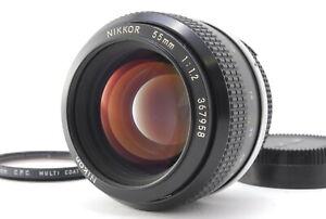 MINT/ NIKON Ai 55mm F1.2 NIKKOR Lens from Japan #1445