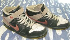 Nike SB Dunk Shoes Mid Premium Guns N Roses November Rain RARE SIZE Men sz 14
