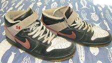 Nike SB Dunk Shoes Mid Premium Guns N Roses November Rain RARE SIZE Men sz 14