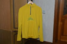 X-Bionic Running Man Humdinger OW 2nd Layer Zip Up Top O020352 Size XXL 2XL