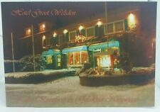 Vintage Postcard Hotel Groot Welsden Margraten Netherlands