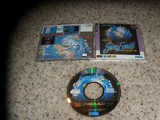Sim Earth Near Mint Sega Mega-CD Game Japan