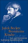 Bronsteins Kinder  Jurek Becker