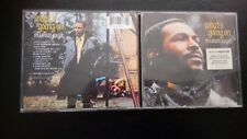"""MARVIN GAYE """" WHATS GOING ON """" REMASTERED CD ALBUM"""