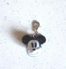 3D Clip on Mickey Mouse Bell Charm Anti Theft Deterrent Alarm Alert for Purse