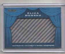 Razor Wardrobe Swatch Relic Trading Card Eliza Dushku (Buffy,Angel,Dollhouse) A4