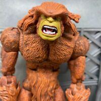 "Marvel Legends Toybiz 2006 Apocalypse BAF Series Sasquatch 6"" Inch Action Figure"