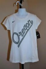 NEW - Oregon State Beavers GIRLS YOUTH SMALL (S) white SHIRT by Nike