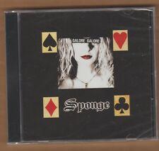 "SPONGE cd ""Galore Galore "" 2008 Bellum NEW Sealed 11 Tracks Rock 0859081001952"