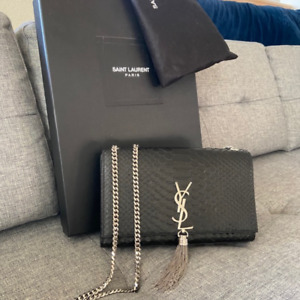 YSL KATE MEDIUM TASSEL Handbag W box and dust bag