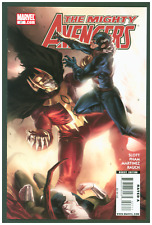 Mighty Avengers #27 VF/NM Marvel Comics 2009 US Agent Cover