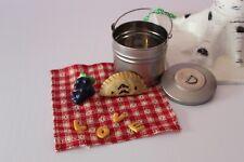 American Girl Doll Addy lunch pail *original*