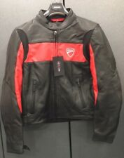 Leather Jacket Ducati Company by Rev'It 981019204 size Large in offer red