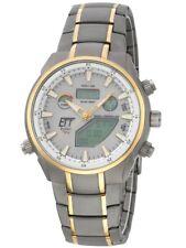 ETT EGT-11336-40M Solar Drive Funk Aquanaut II Titan Chrono 40mm