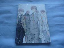 F/S Boys Love Ten 10 Count  RIHITO TAKARAI Illustrations Art Book MIRROR