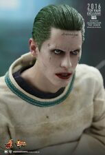 JOKER Suicide Squad ARKHAM ASYLUM Hot Toys 1/6 Figure SDCC EXCLUSIVE MEGA SALE