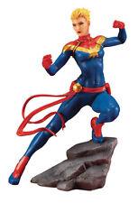 Marvel Comics Avengers Series 8 Inch Statue Figure ARTFX+ - Captain Marvel