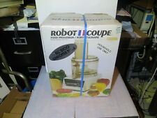 Vintage NEW Robot Coupe RC 2100 Food Processor Sealed shop worn Box