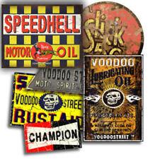 Qualität Goodyear Aufkleber X 2 von Voodoo Street™ Chopper Vintage Motorrad
