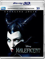 Maleficent (2014) (Blu-ray 3D)