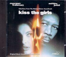 Kiss The Girls Mark Isham Original Soundtrack CD Album