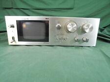 Vintage MCS VTR COMPONENT TV Model No 685-1015 Solid State Serial No FE8440113