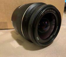 SONY SAL1855 DT 18-55mm F3.5-5.6 sam Lens For Sony Alpha DSLR