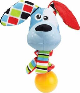 Yookidoo Musical Shake Me Rattle Dog