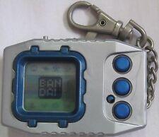 Bandai Digimon Digivice Pendulum Silver Blue Buttons 1998