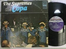 Soul Lp The Supremes At The Copa On Motown