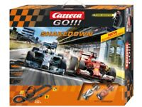 Pista Carrera GO Speed Duel SHAKEDOWN F1 1:32  SLOT CAR  LUNGHEZ m5,3 ☆NEW☆ MISB