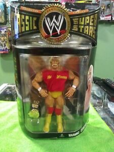 WWE Jakks Classic Superstars 8 Hulk Hogan moc