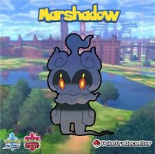 Pokemon Sword And Shield Marshadow 6Ivs Max Evs