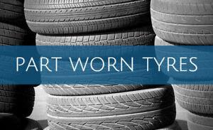225 45 18 Pirelli cinturato P7 91y 6mm Part worn tyre, free fitting