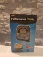 Nintendo Pokemon Mini Blue NEW