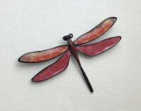 Unique Dragonfly brooch pin