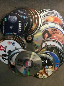 400 DVDs Mixed Titles (Wholesale Joblot) Discs Only