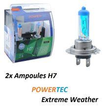 2x AMPOULES H7 RAINBOW XENON TOUS TEMPS KAWASAKI Z 750 (ZR750L)